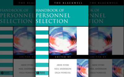Handbook of Personnel Selection